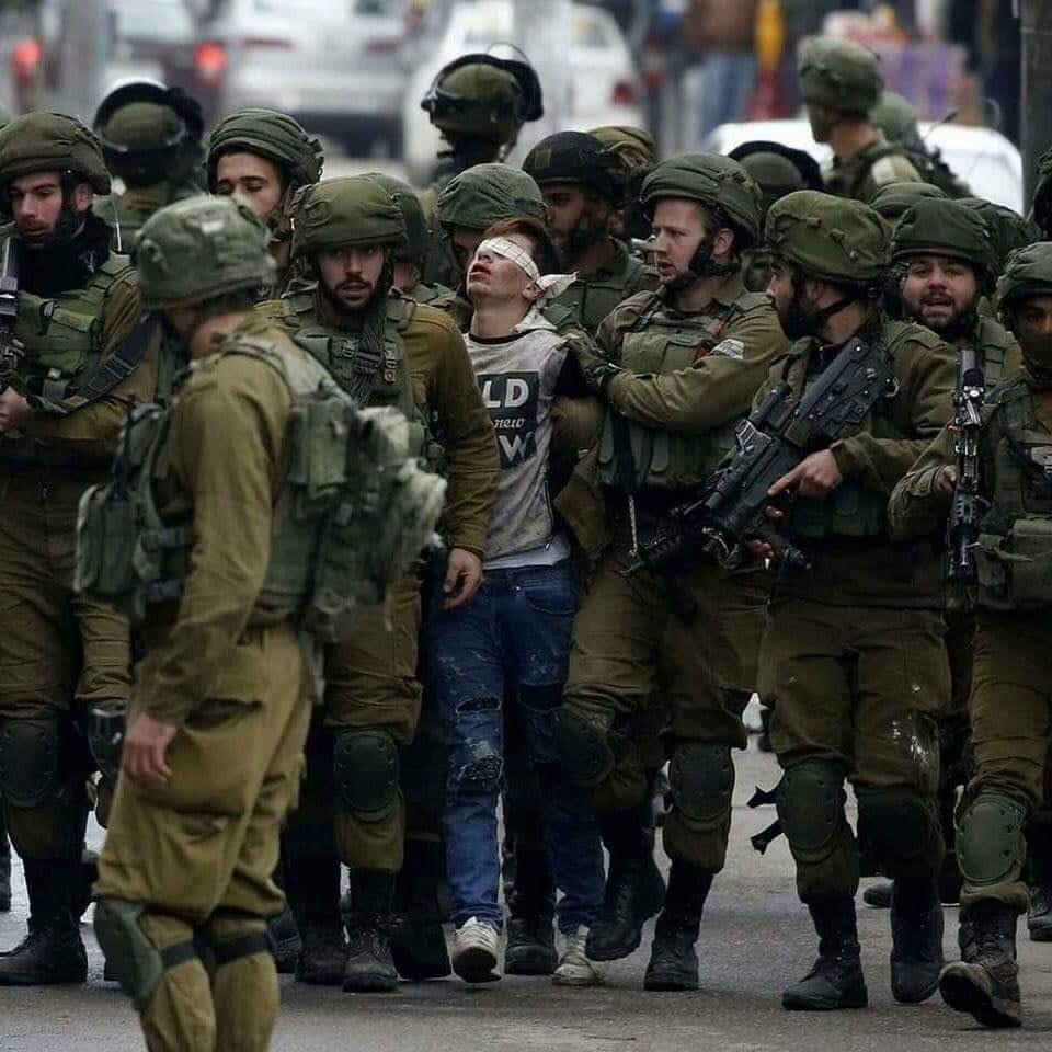 Un'immagine che del sionismo dice tutto
