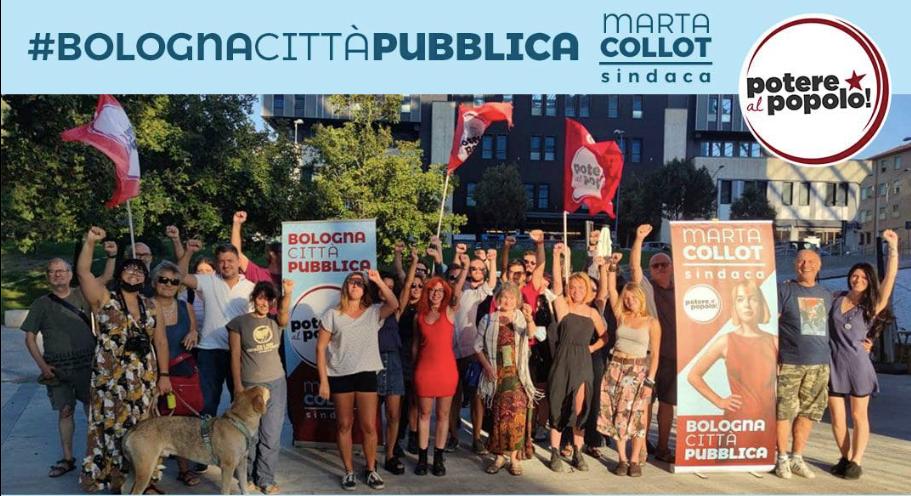 Con Potere al Popolo! Per le elezioni comunali di Bologna